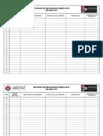 FORMATO Registro de Maquinaria Herramienta y Equipo 1111