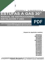 WF5650B Manual de Uso e Instalacion