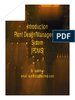 Introduction PDMS(Sudirman)