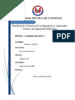 Lambda Iterativo