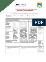 Sesion Matematica Integrando La Robótica_educativa