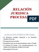 Relacion Juridica Procesal