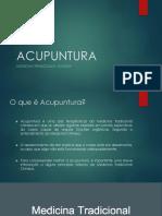Acupuntura+-+slides