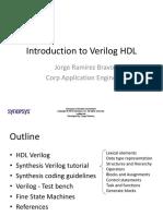 Intro Verilog Hdl Lecture1