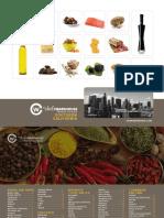 Price list Chef's Warehouse