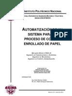 automatizaciòn de un sistema para el proceso de corte y enrollado de papel.pdf