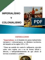 Imperialismo y Colonialismo (1)