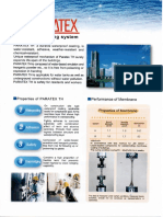 Brochure PARATEX TH English Language