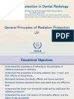 DentalRadiology-L01-General Principles of Radiation Protection