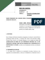 ACUMULACIÓN DE LAS PENAS