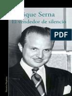 El Vendedor de Silencio - Enrique Serna