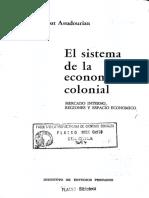 Assadourian Carlos_El Sistema de La Economía Colonial_p 109-134
