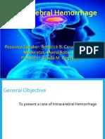 Cerebrovascular Disease.pptt
