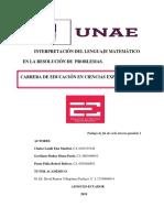 Chalco, Gavilanes, Pauta; Grupo 7 Final