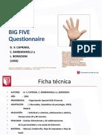 1 ADescricpin Big Five Z