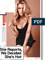 Megyn Kelly GQ Men of the Year Issue
