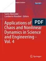 [Understanding Complex Systems] Santo Banerjee, Lamberto Rondoni (Eds.) - Applications of Chaos and Nonlinear Dynamics in Science and Engineering - Vol. 4 (2015, Springer International Publishing)