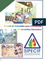 Prevencion de Incendios Forestales