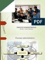 Proceso Administrativo Uptc 2