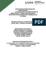 Proyecto Integrador Etapa 1