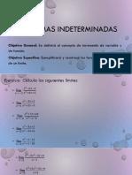 2.5 Formas Indeterminadas (2)