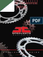 AFAM JT Chain And Sprocket Kit Yamaha RD50 Cast 79-80