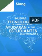 Nuevas Tecnologias Del Aprendizaje Universitario Ccesa007