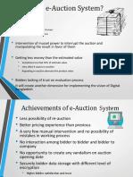 e Auction Web