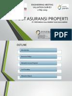 Engineering insurance asset