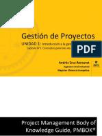 Introducción Gestión Proyectos