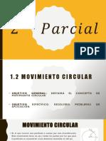 1.2 Movimiento Circular