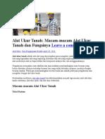 Alat Ukur Skip to Navigation Skip to Content