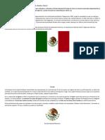 Los Símbolos Patrios de México y Su Historia
