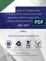Estudio Recomendaciones Generales Informes Pronunciamientos Tomo X (1)