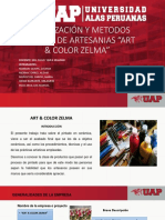 "1trabajo Final ""Art & Color Zelma"""