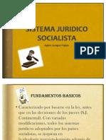 Sistema Juridico Socialist A Diapositivas