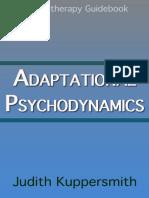Adaptational Psychodynamics