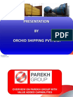 Orchid Shipping PPT(parekh group).pdf
