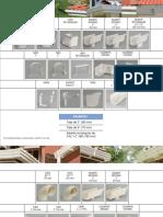 Drenaje pluvial domiciliario (tubería y accesorios)