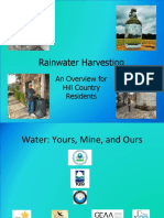 Rainwater Harvesting PPT Draft 1