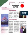 Informe Misionero Japon