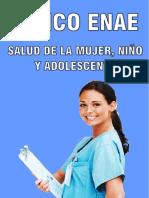 Banco Enae 2018 - Repaso 02 Salud de La Mujer, Niño y Adolescente