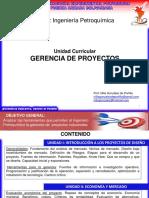 GERENCIA DE PROYECTOS. UNEFA.ppt