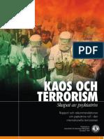 Bakom terrorism
