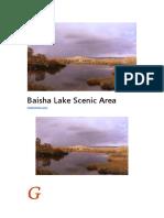 Baisha Lake Scenic Area