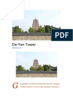 Da Yan Tower