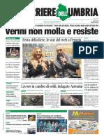 Prime Pagine Del 6 Novembre 2019 Rassegna Stampa Nazionale e Umbra