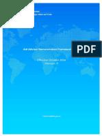 Adviser Remuneration Framework 2016