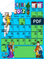 12 Diciembre Color Con Datos