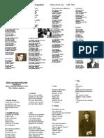 Letras Canciones Españolas